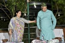 Bad Day for Lalu Parivar; Father Heads Back to Jail, Daughter Chargesheeted by ED