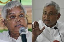 Nitish's JD(U) Mounts Pressure on Lalu, Asks Him to 'Come Clean'