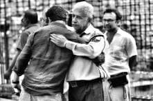 Neeraj Pandey Welcomes Naseeruddin on Aiyaary Set