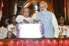 President Recalls 'Contentious Issues' on GST Raised by Modi as Gujarat CM