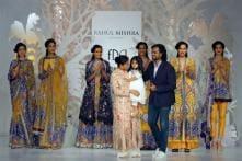 ICW 2017: Rahul Mishra Presents 'Parizaad'; His Daughter Makes Runway Debut