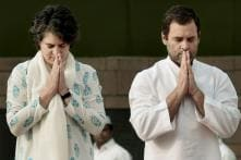Priyanka and I Weren't Happy When LTTE Chief Prabhakaran Was Killed: Rahul Gandhi