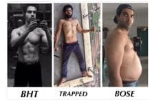 Rajkummar Rao's New Look For Bose Will Leave You Shocked