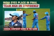 Confident of Beating Australia in Semis, Says Shikha Pandey