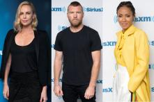 Hollywood celebrities visit SiriusXM in New York