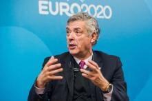 Spain's Federation Chief Held in Fraud Probe