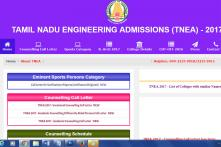 Tamil Nadu Engineering Admissions (TNEA) – 2017 Counseling Begins Today. Check Your Status at tnea.ac.in