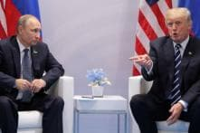 Donald Trump: Vladimir Putin Told me 'He Didn't Meddle' in US Election