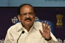 Violent Threats Not Acceptable in Democracy: Venkaiah Naidu