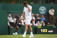 Wimbledon: Wawrinka Crashes Out in Second Round