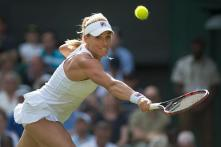 Wimbledon: Second Seed Wozniacki Crashes Out in Second Round