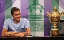 A Reporter Called Roger Federer 'Handsome' While Interviewing Him at Wimbledon. How is it Alright?
