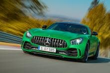 2019 Mercedes-AMG GT R Roadster to Get a Drop-Top Version