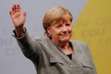 Angela Merkel Vows to Speed up Germany's Transition to Electric Vehicles