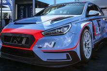 Hyundai i30 N TCR on Display at Nurburgring, Deliveries in December