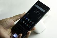 BlackBerry KEYone Phone launched in India