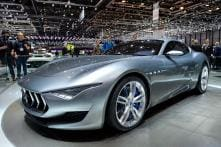 Maserati to Begin Electric Car Production From 2019