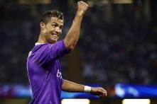 Cristiano Ronaldo Deserves More Respect Believes Zinedine Zidane