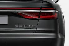 Audi Launches New Double-Digit Naming Strategy