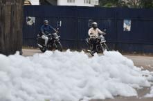 NGT Rejects Karnataka Govt's Cloudburst Theory For Frothing at Bellandur Lake