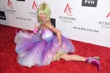 Betsey Johnson's Granddaughter Loves Borrowing Clothes From Her