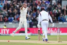 Broad Tops Botham As England Thrash West Indies in First Test