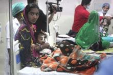 49 Children Die in Farrukhabad Hospital Due to 'Lack of Oxygen', DM Transferred