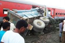 Railway Chart Showed Derailed Kaifiyat Express as 'On Time'