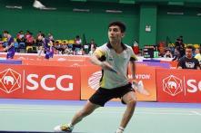 Lakshya Enters Quarterfinals of World Junior Championship