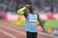 Isaac Makwala Out of 400m as Norovirus Hits World Championships