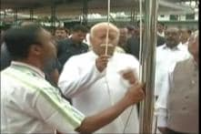 Defying DM's Order, Bhagwat Hoists Flag in Kerala; Constitutional Right, says RSS