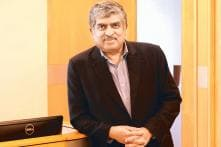 Comeback Kid Nilekani Calms Investors, Says CEO Hunt Will be Global