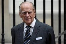 Britain's Prince Philip Set For Final Solo Appearance Before Retirement