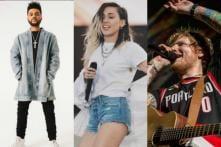 The Weeknd, Miley Cyrus, Ed Sheeran To Perform At MTV Video Music Awards