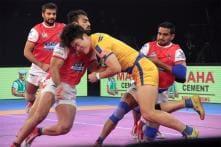 Pro Kabaddi League 2017: Haryana Hold Chennai