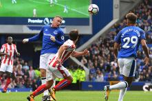 Rooney Back With a Bang as Everton Beat Stoke City
