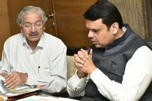 Shiv Sena Minister Subhash Desai Offers to Quit, CM Fadnavis Declines Request