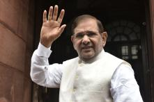 Gujarat Govt Should Quit Over Inability to Protect Citizens, Says Sharad Yadav