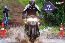 Triumph Tiger Training Academy: Wrestling the Beast in Mud