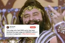 Twitter Rejoices After Dera Chief Ram Rahim's Conviction in Rape Case