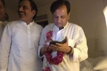 Satyamev Jayate, Says Ahmed Patel After Scraping Through in Gujarat