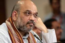Amit Shah Says Dip in GDP Growth Rate Due to 'Technical Reasons'