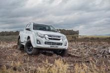 Isuzu Motors Launches 2018 D-Max V-Cross, Inaugurates New Dealer in Pune