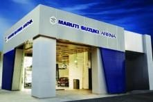 Maruti Suzuki Share Price Live: As Finance Minister Announces Union Budget 2019, Maruti Suzuki Shares Fall by 1.07%