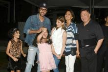 Ranbir Kapoor Enjoys Family Time With Parents, Niece Samara