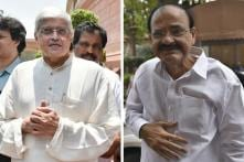 Here's How the 13th Vice President of India Will be Elected Today