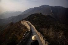 China Installs Cameras Along Great Wall to Prevent Vandalism