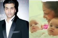 Don't Want Yash, Roohi To Grow Up on Film Sets: Karan Johar