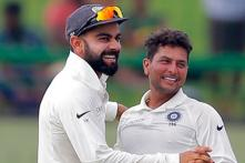 India Go Left-Field but Continue to Resist Kuldeep Temptation