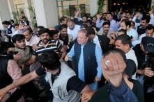 Nawaz Sharif Leads Defiant Rally to Hometown In a Show of Strength